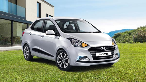 Hyundai Xcent Gets ABS And EBD As Standard Safety Features