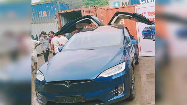 Tesla Model X Price In India 2018 - Vários Modelos