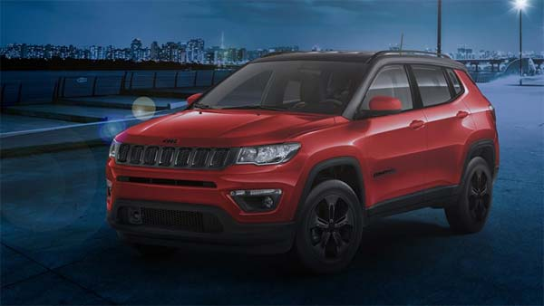 New Jeep Compass Variants To Launch In The Next Six Months — Includes The Night Eagle & Trailhawk