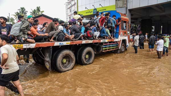 Kerala Floods 2018 — Major Automotive Brands Lend Out Support