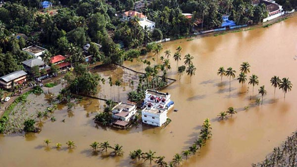 Kerala Floods 2018 — Facts & Precautions To Know While Driving Through The Flooding