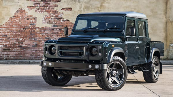 Chelsea Truck Company Defender Pickup — The Latest Homage To The Iconic Land Rover Product