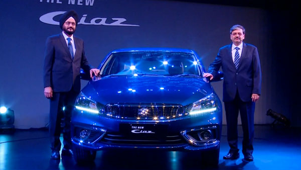 This Is It! The New Maruti Ciaz!