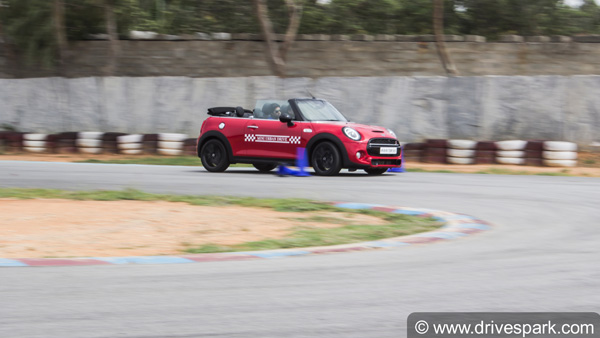 MINI Urban Drive Bangalore 2018 — Get. Set. Go-Kart!