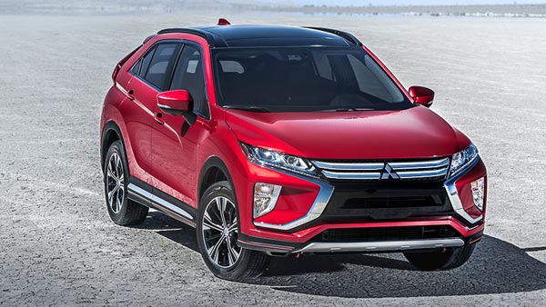 Mitsubishi Eclipse And Xpander Considered For India