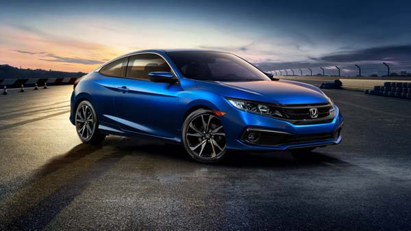 Honda Civic Facelift Revealed — India Launch in 2019