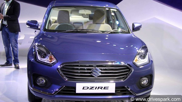 Maruti Suzuki Dzire Special Edition Launched In India; Priced At Rs 5.56 Lakh
