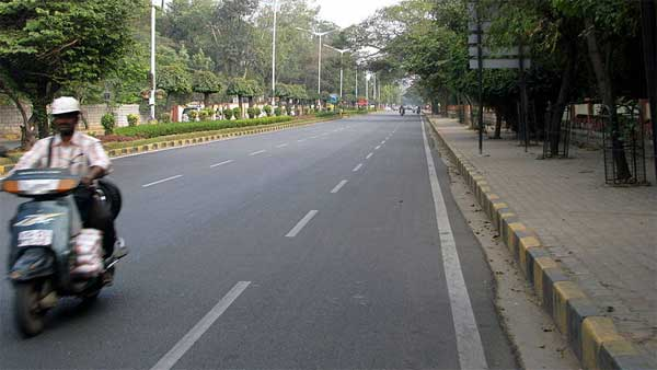 Bangalore Roads White-Topping; 42 New Roads Selected For Second Phase