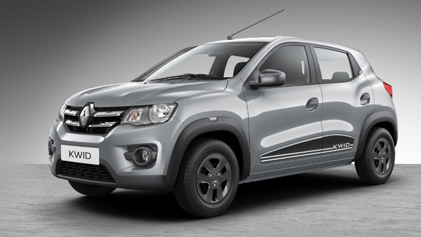 Renault Kwid 2018 Top Features: Body Graphics, Rear Parking Camera & More