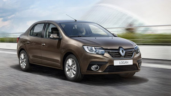 Renault Logan Stepway Cross-Sedan Unveiled