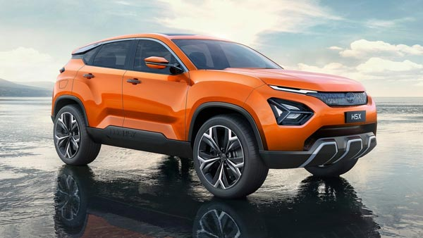 Tata Harrier SUV To Use Hyundai's Six-Speed Automatic Gearbox
