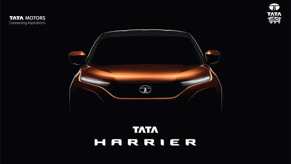 Tata Harrier (H5X) To Be Exported From India With New Moniker
