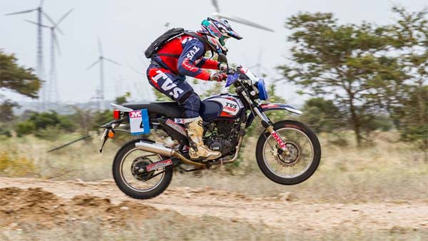 India Baja 2018: TVS Racing Announces Their Six-Rider Squad For This Year