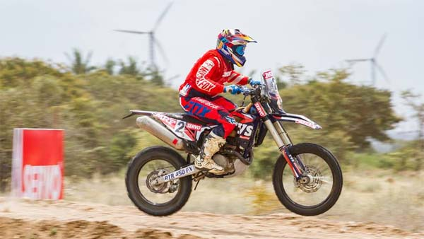 TVS Racing Announces 6-Rider Squad For 2018 India Baja