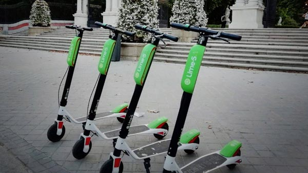 Uber To Introduce Electric Bike & Scooter Cab Service; Partners With Lime Electric