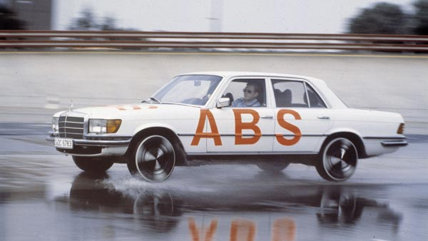 ABS (Anti-Lock Braking System) — A Brief History Of A 40-Year-Old Life-Saver