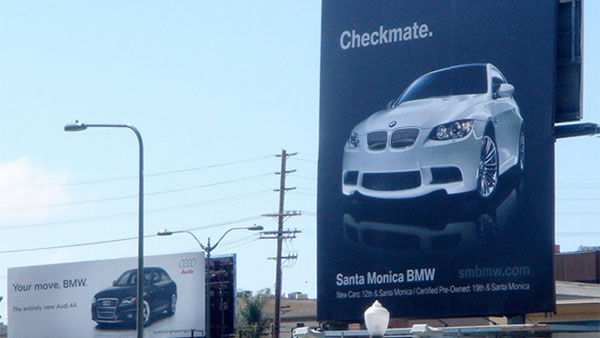 Audi And BMW Engage In A Small Twitter Fight — Ad Wars Are Back!
