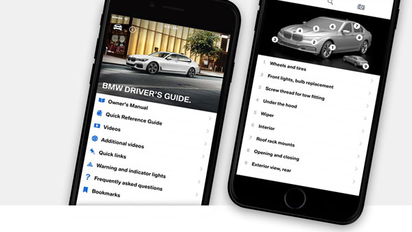 BMW India Mobile App Launched — Now Get Every Information Of Your BMW At The Tip Of Your Fingers