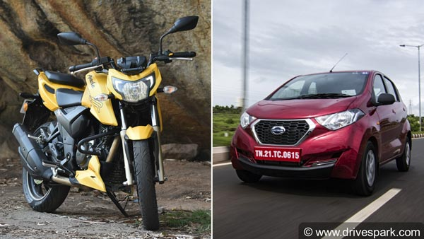 Car And Bike Prices To Go Up From September 1. 2018 - Here's Why