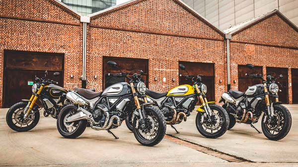 Ducati Scrambler 1100 Spied In India; Launch Expected In August