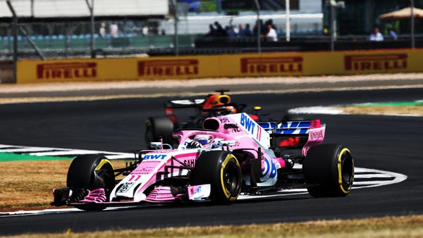 Force India F1 Team Renamed Racing Point Force India; To Debut At The Belgium GP