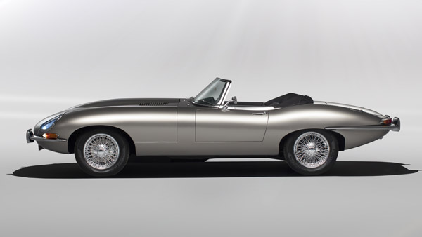 All-Electric Jaguar E-Type Zero Brings New Hope To The Future Of Car Design