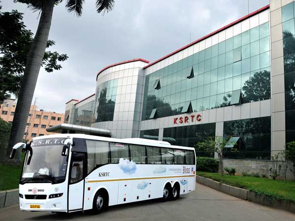 KSRTC Luxury Buses To Be Equipped With Fire-Detection Systems