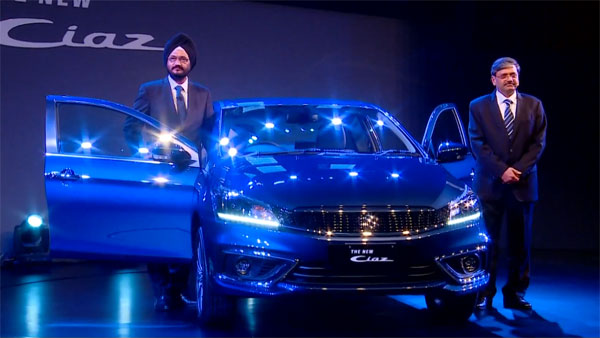 What Are Your Thoughts On The New Ciaz?