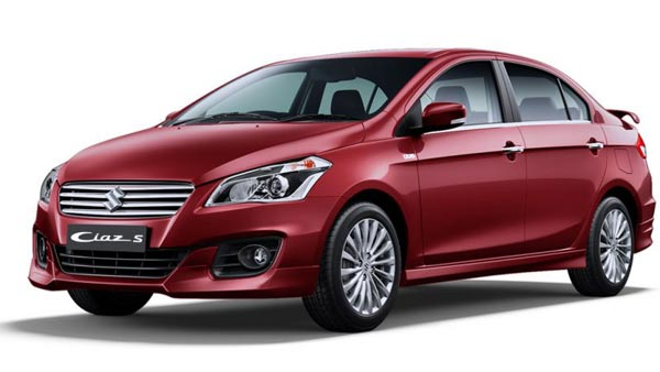 2018 Maruti Ciaz S Will Not Be Launched In India