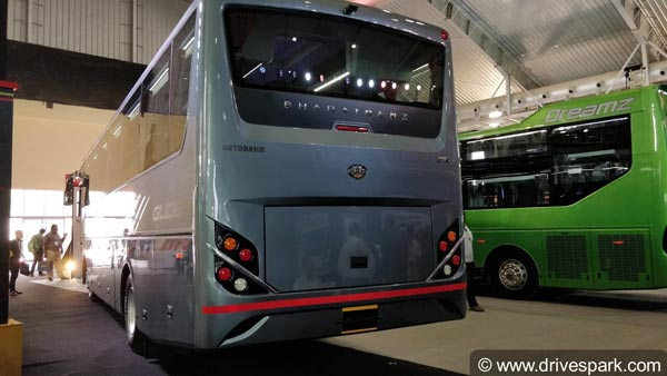 Mg Group Launches Three New Luxury Buses At Bus World India