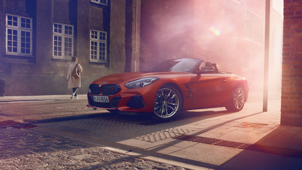 2019 BMW Z4 Unveiled — Roadster Redefined