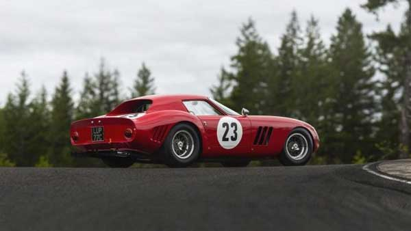 The Most Expensive And Valuable Car In The World — A 1962 Ferrari 250 GTO