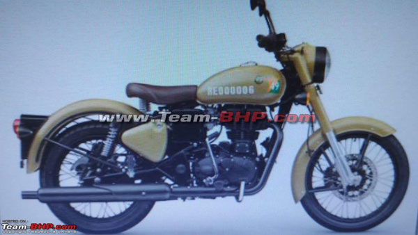 Royal Enfield Classic 350 Bullet 350 And Bullet Es To Get Abs