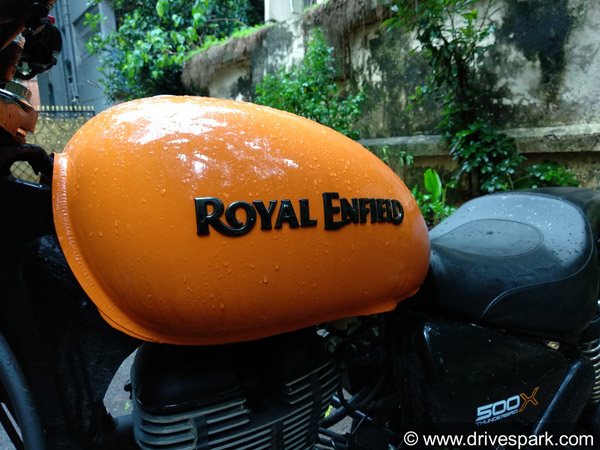 2018 Royal Enfield Thunderbird 500 X Road Test Review