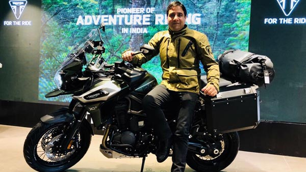 Vimal Sumbly Likely To Join Royal Enfield Ahead Of The 650-Twins Launch