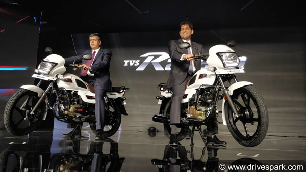 Tvs Radeon Launched In India At Rs 48400 Design Specifications