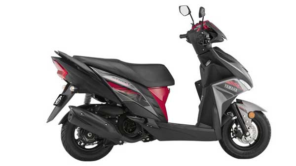 Yamaha Ray ZR 'Street Rally' Edition Arrives At Dealerships; Deliveries Commence