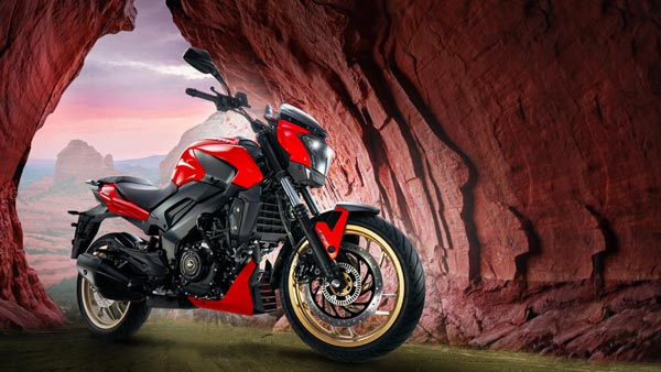 Bajaj Dominar 400 Spotted Testing With USD Forks And Other Updates