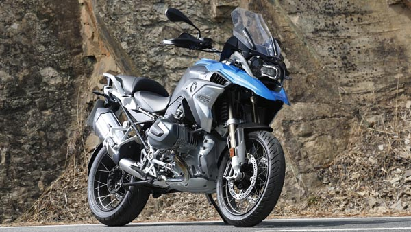 2019 BMW R 1250 GS Unveiled — First BMW Motorcycle Featuring VVT-Technology