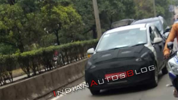 New-Gen Hyundai Grand i10 Spotted Testing In India