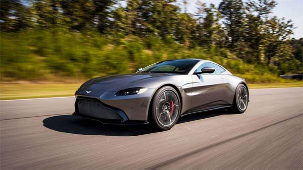 2019 Aston Martin Vantage Launched In India Priced At Rs 2 95 Crore
