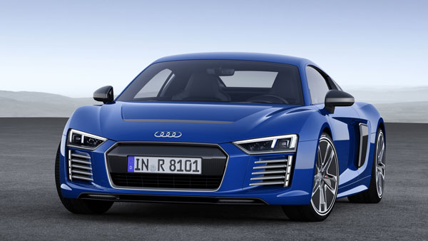 Audi R8 Electric To Launch In 2022; Will Be Part Of The E-Tron Range