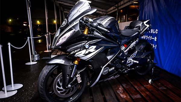 BMW G 310 RR Showcased In Japan