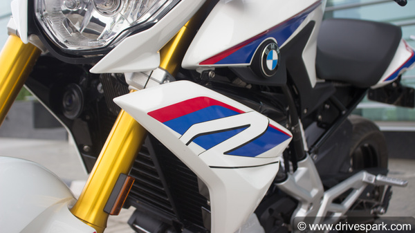 BMW G 310 R Review: First Ride Report