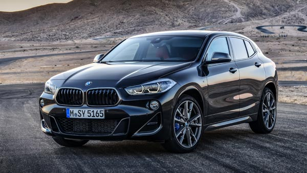 Bmw X2 M35i Revealed To Go On Sale In March 2019 Drivespark News