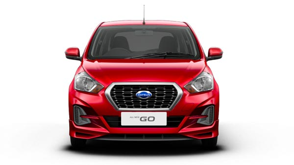 New Datsun Go And Go+ Facelift Teased Ahead Of Launch