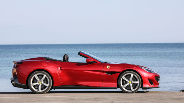 Ferrari Portofino Launched In India At Rs 3.5 Crore; Specifications, Features, Images & More