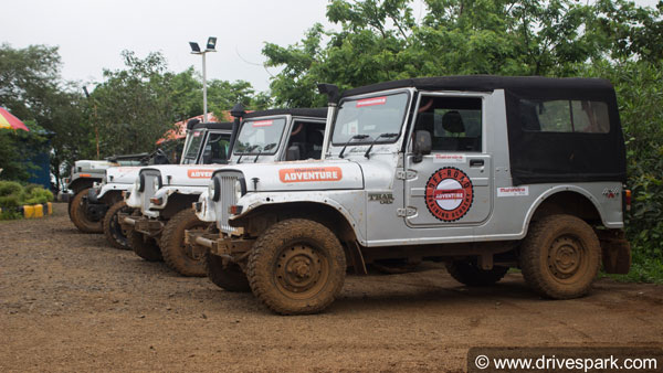 Mahindra Adventure Off-Road Training Academy — Getting Dirty With India's Favourite Off-Roader