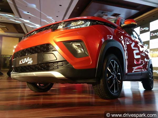 Mahindra KUV100 Diesel-AMT To Be Launched Soon