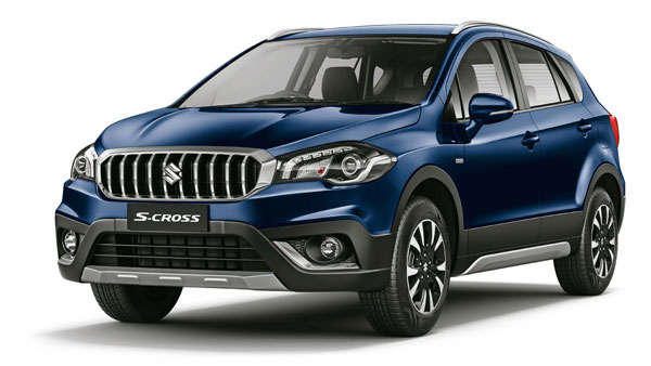 Next-Gen Maruti S-Cross To Get Plug-In Hybrid Technology